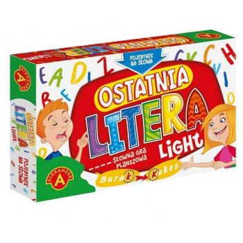 OstaTnia Litera Light ALEX