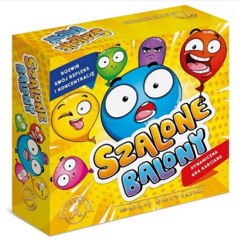 Szalone Balony ALEX