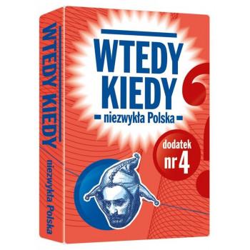 Dodatek do gry Wtedy kiedy. Nr.4 Niezwykła Polska