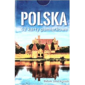 Karty pamiątkowe - Polska
