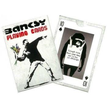 Karty pojedyńcze Banksy PIATNIK