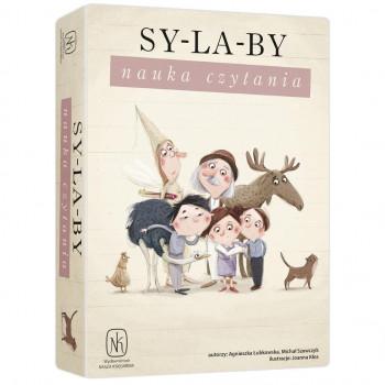 Gra - Sylaby. Nauka czytania