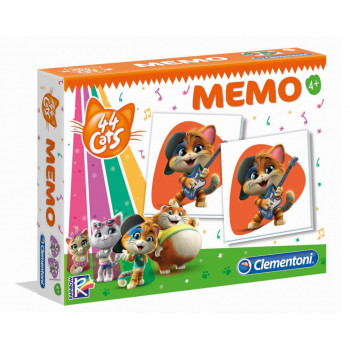 Memo 44 Cats