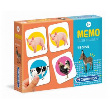 Memo Zwierzęta na farmie