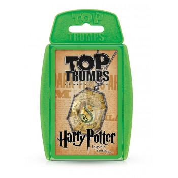 Top Trumps Harry Potter i Insygnia Śmierci vol.1