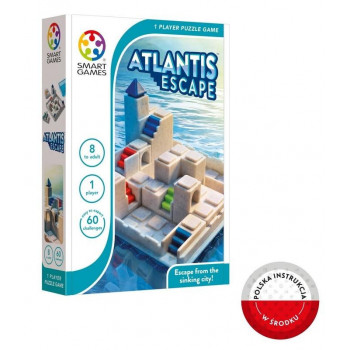 Smart Games Atlantis Escape (ENG) IUVI Games
