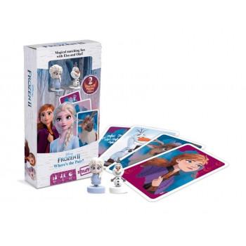 Gra Karciana Frozen 2 Elsa i Olaf CARTAMUNDI