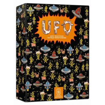 Gra - UFO