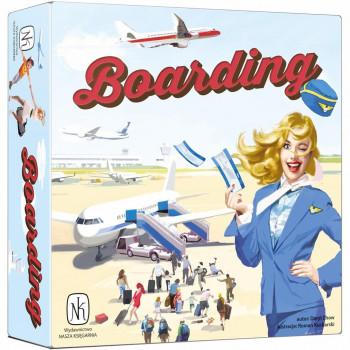 Gra - Boarding