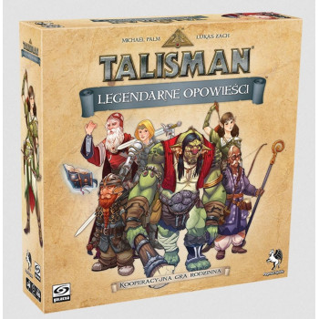 Talisman: Legendarne opowieści GALAKTA
