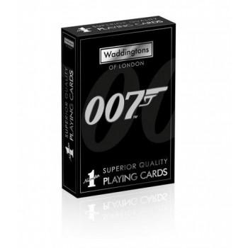 Playing Cards James Bond 007