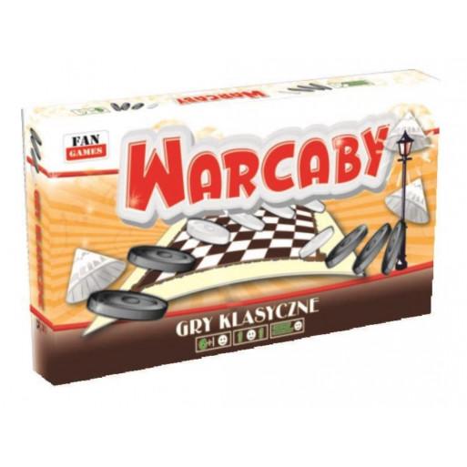 Warcaby FAN