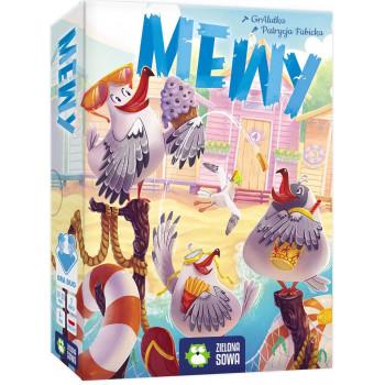 Gra - Mewy