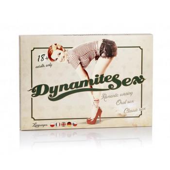 Dynamite Sex - gra multijęzykowa