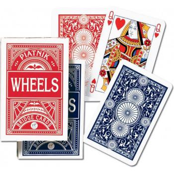 "Karty popularne ""Wheels"" PIATNIK"
