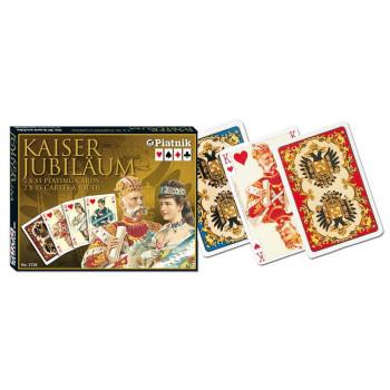 Karty lux Kaiser PIATNIK