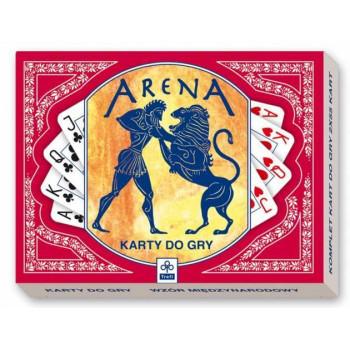 Karty - Arena 2x55 TREFL