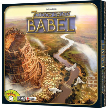 7 Cudów Świata: Babel REBEL