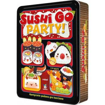 Sushi Go Party! (edycja polska) REBEL