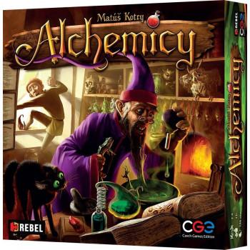 Alchemicy REBEL