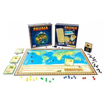 Gra Edukacyjna Fauna (druga edycja) REBEL