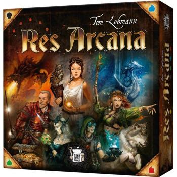 Res Arcana (edycja polska) REBEL