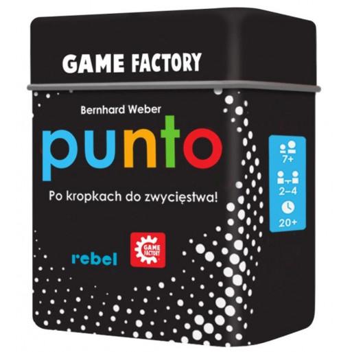 Punto (edycja polska) REBEL