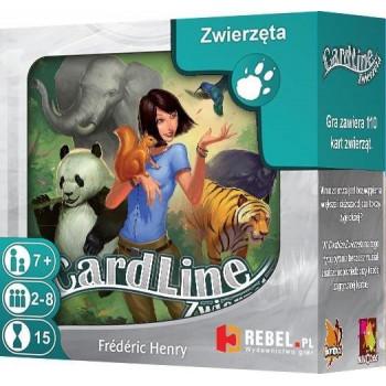 Cardline: Zwierzęta REBEL