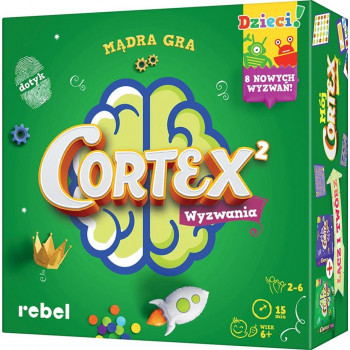 Cortex dla Dzieci 2 REBEL