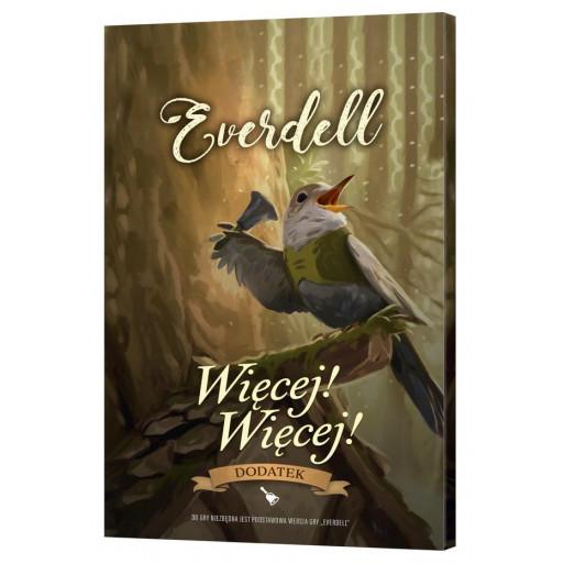 Everdell: Więcej Więcej REBEL