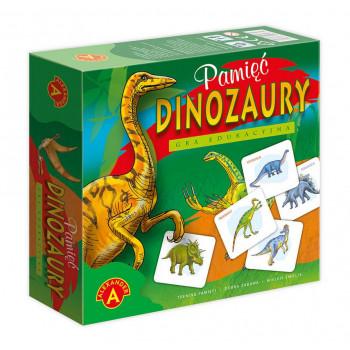 Pamięć - dinozaury ALEX