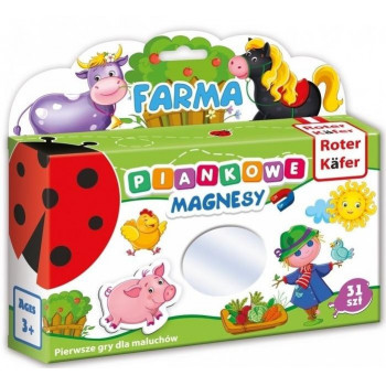 Magnesy piankowe Farma