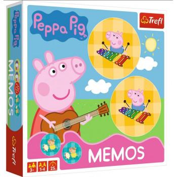 Memos Świnka Peppa TREFL