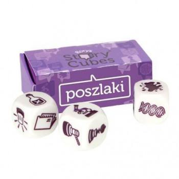 Story Cubes: Poszlaki REBEL