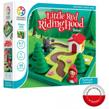 Smart Games Little Red Riding Hood (ENG) IUVI Game