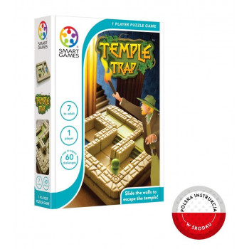 Smart Games Temple Trap (ENG) IUVI Games