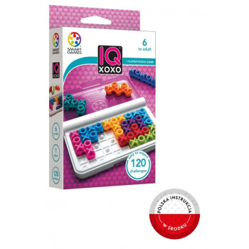 Smart Games IQ XOXO (ENG) IUVI Games