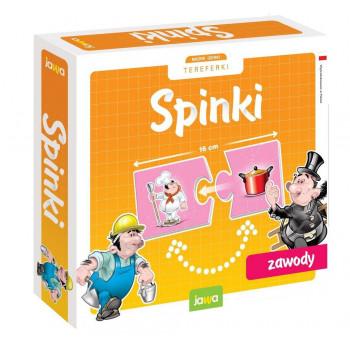 Spinki - Zawody JAWA