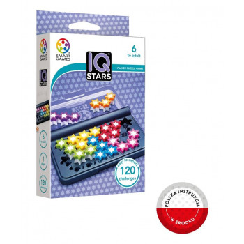 Smart Games IQ Stars (ENG) IUVI Games