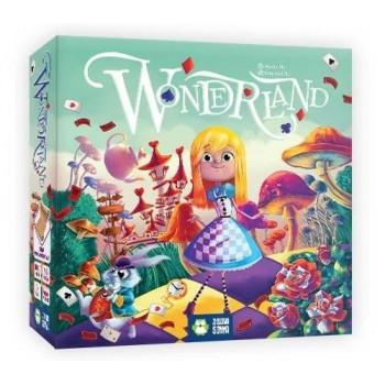 Gra - Wonderland