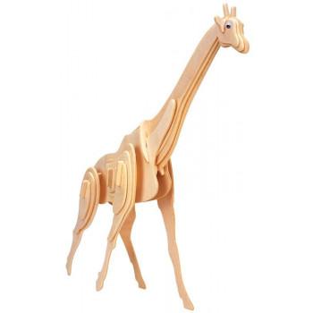Łamigłówka drewniana Gepetto - Żyrafa G3