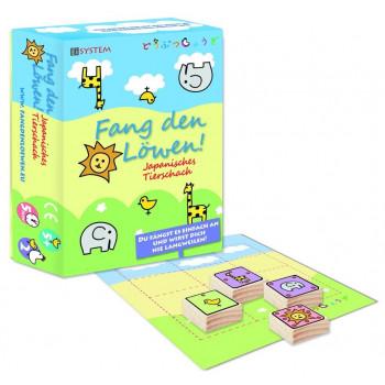 Gra - Złapmy lwa!/Fang clen Lowen! 3x4