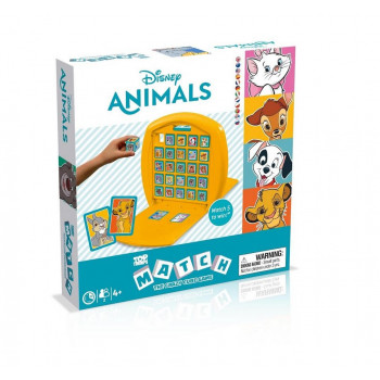 Match Disney Animals
