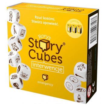 Story Cubes: Interwencje REBEL