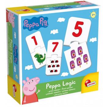 Świnka Peppa - gra logiczna