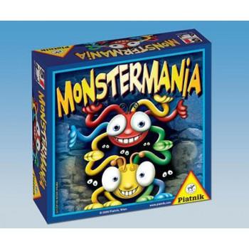 Monstermania - gra dla najmłodszych PIATNIK