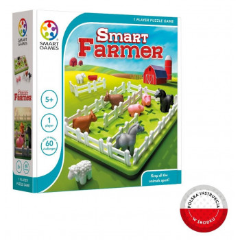 Smart Games Smart Farmer (ENG) IUVI Games