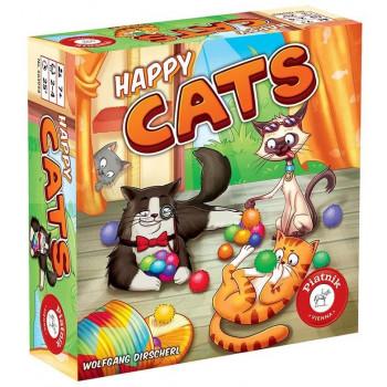Happy Cats PIATNIK