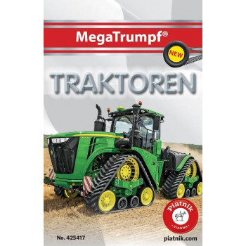 Quartet Traktory PIATNIK