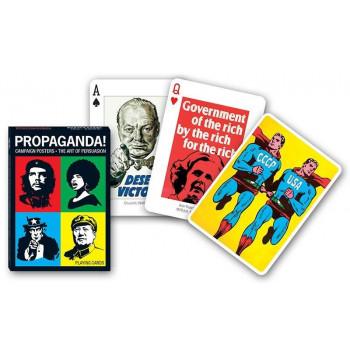 Karty Propaganda PIATNIK